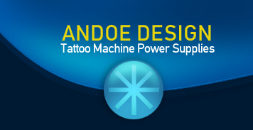 Andoe Design - Tattoo Machine Power Supplies
